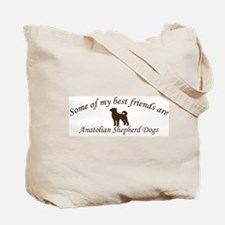 Unique Anatolian shepherd dog Tote Bag