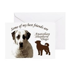 Cool Anatole Greeting Cards (Pk of 10)
