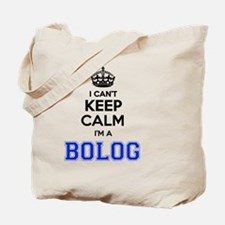 Cool Bolog Tote Bag