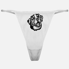 Greater Swiss Mountain Classic Thong