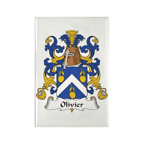 Olivier Rectangle Magnet (10 pack)