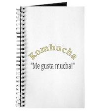 Kombucha Me Gusta Mucha Journal