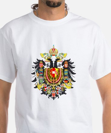 Coat Of Arms Of The Empire Of Austria T-Shirt