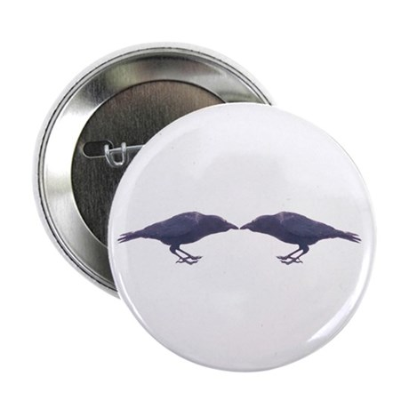 Crow Council Button Badge