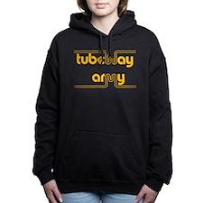 Tubeway Army Women's Hooded Sweatshirt