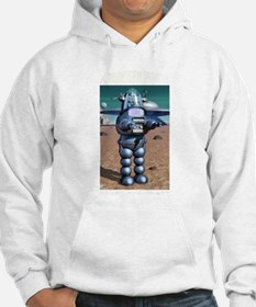 Forbidden Planet Robby the Robot Hoodie