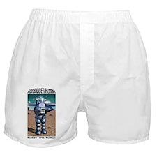 Forbidden Planet Robby the Robot Boxer Shorts