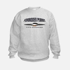 Forbidden Planet C-57D Spacecruise Sweatshirt