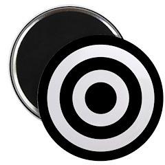 Black & White Basics Magnet