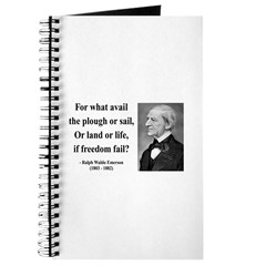 Ralph Waldo Emerson 24 Journal