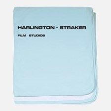 UFO - S.H.A.D.O. Straker Film Studios baby blanket
