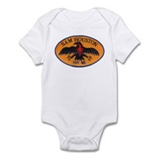 USS SAM HOUSTON Infant Bodysuit