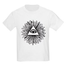 Illuminati Pyramid Eye T-Shirt