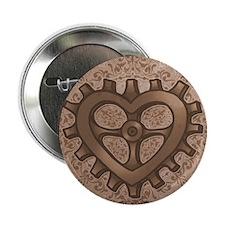 "Gearheart 2.25"" Button (10 pack)"