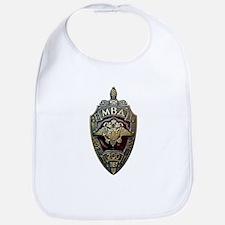 MVD Ministry of Internal Affairs Pin - Russia Bib
