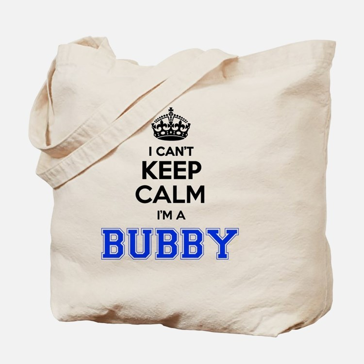 Cute Bubby Tote Bag