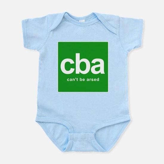 internet abbreviation acronym CBA Body Suit