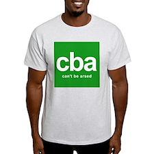 internet abbreviation acronym CBA T-Shirt