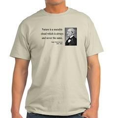 Ralph Waldo Emerson 26 Light T-Shirt