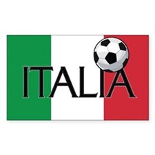 Italia Calcio / Soccer Decal