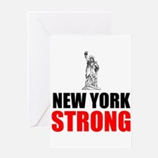 New York Strong Greeting Cards