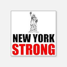 New York Strong Sticker