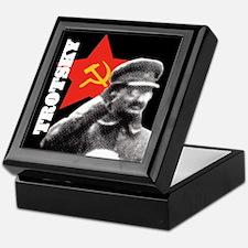 Trotsky Keepsake Box