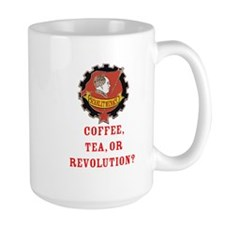 Coffee, Tea or Revolution? Mug