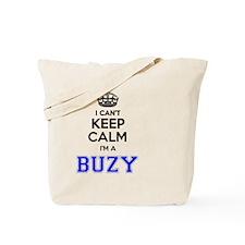 Funny Buzy Tote Bag