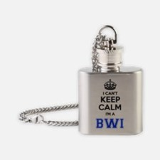 Bwi Flask Necklace