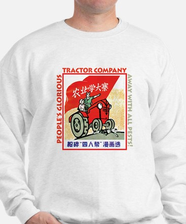 People's Glorious Tractor Co. Sweater
