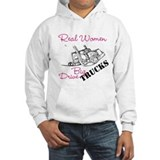 Girl peterbilt Light Hoodies