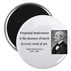 "Ralph Waldo Emerson 28 2.25"" Magnet (100 pack"