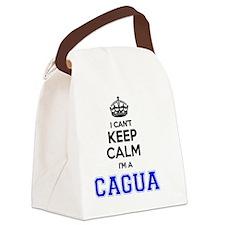 Cute Caguas Canvas Lunch Bag