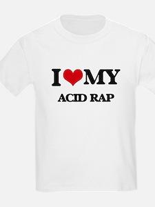 I Love My ACID RAP T-Shirt