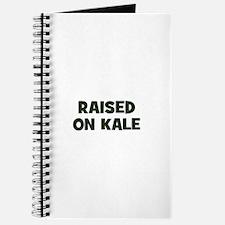 raised on kale Journal