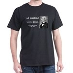 Ralph Waldo Emerson 29 Dark T-Shirt