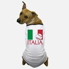 Italia Baseball Dog T-Shirt