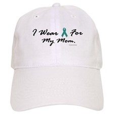 Wear Teal For My Mom 1 Cap