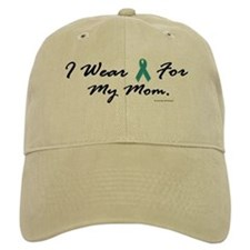 Wear Teal For My Mom 1 Baseball Cap