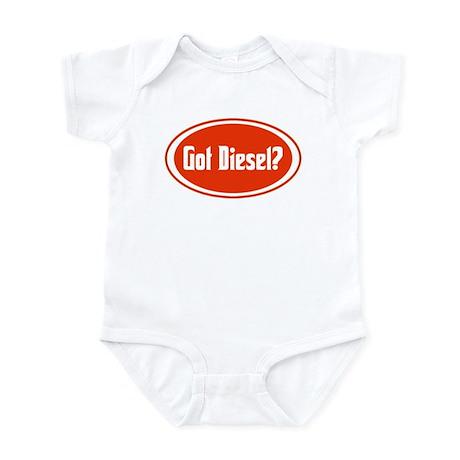 Got Diesel? Infant Bodysuit