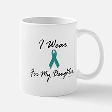 Wear Teal For My Daughter 1 Mug