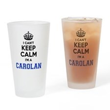 Unique Keep calm and say i do Drinking Glass