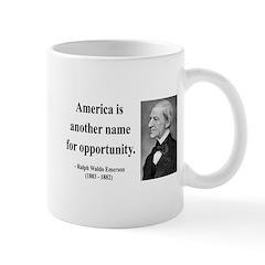 Ralph Waldo Emerson 31 Mug