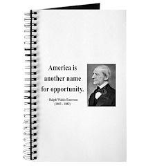 Ralph Waldo Emerson 31 Journal