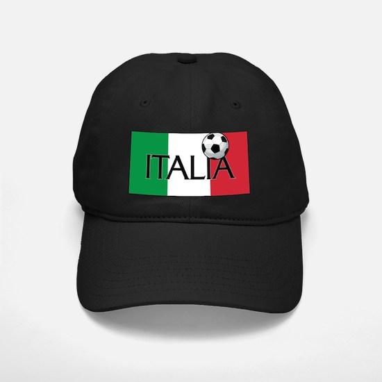 Italia Calcio / Soccer Baseball Hat