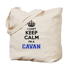 Funny Cavan Tote Bag