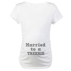 Married to a Trekkie Shirt