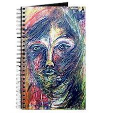 Journal: Self portrait by Jeri