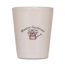 MASTER GARDENER Shot Glass